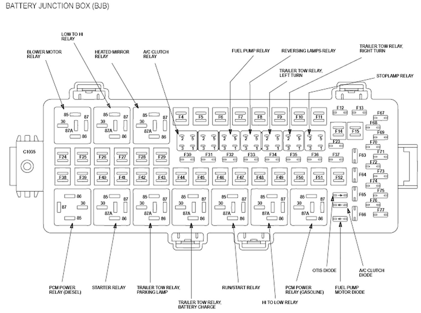 2003 F 250 5 4 Fuse Box - Typical Pool Light Wiring Diagram for Wiring  Diagram SchematicsWiring Diagram Schematics