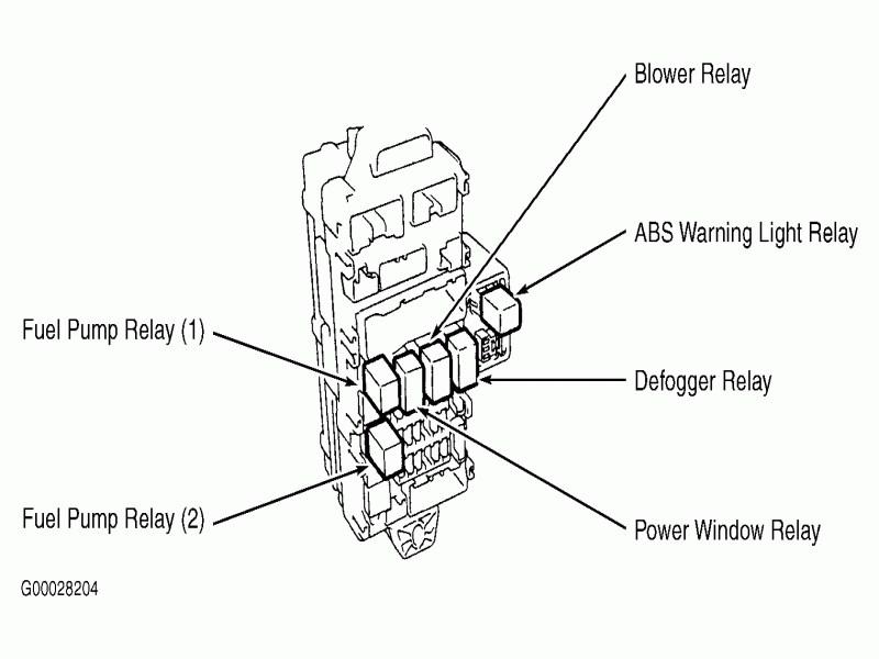 Wiring Diagram Mitsubishi Pajero 1990
