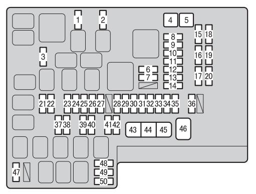 KR_1409] 1986 Toyota Fuse Box Free DiagramWww Mohammedshrine Librar Wiring 101