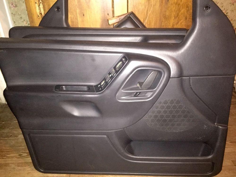 1999-2004 JEEP GRAND CHEROKEE DOOR LATCH LOCK ACTUATOR PASSENGER RIGHT REAR