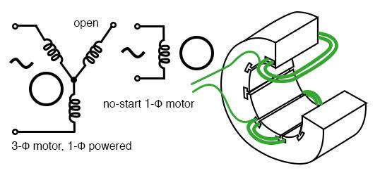 Groovy Single Phase Induction Motors Ac Motors Electronics Textbook Wiring Cloud Monangrecoveryedborg