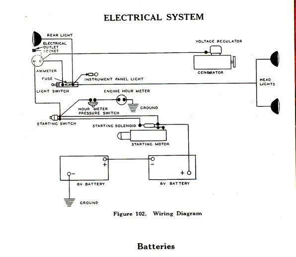 wiring diagram for case vac tractor dz 8053  case 430 tractor wiring diagram case circuit diagrams  case 430 tractor wiring diagram case