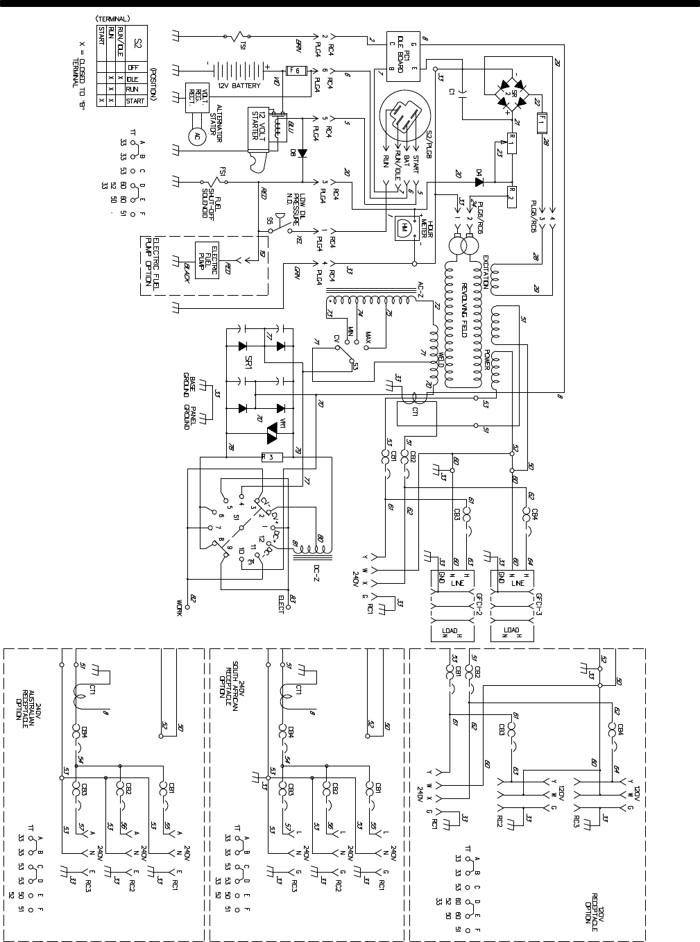 lincoln welder sa 200 wiring diagram rx 0688  chicago electric 90 flux wire welder in addition lincoln  chicago electric 90 flux wire welder in