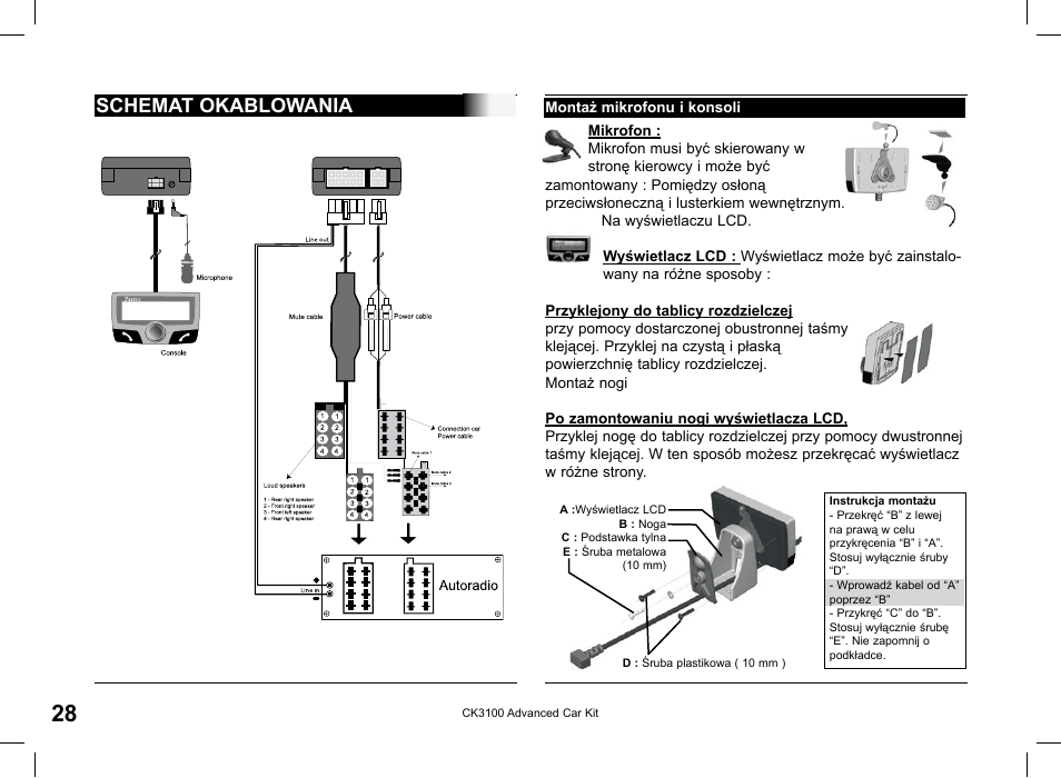DIAGRAM] Parrot Ck3100 Wiring Schematic - Diagram Of Jericho List  advise.mon1erinstrument.frmon1erinstrument.fr