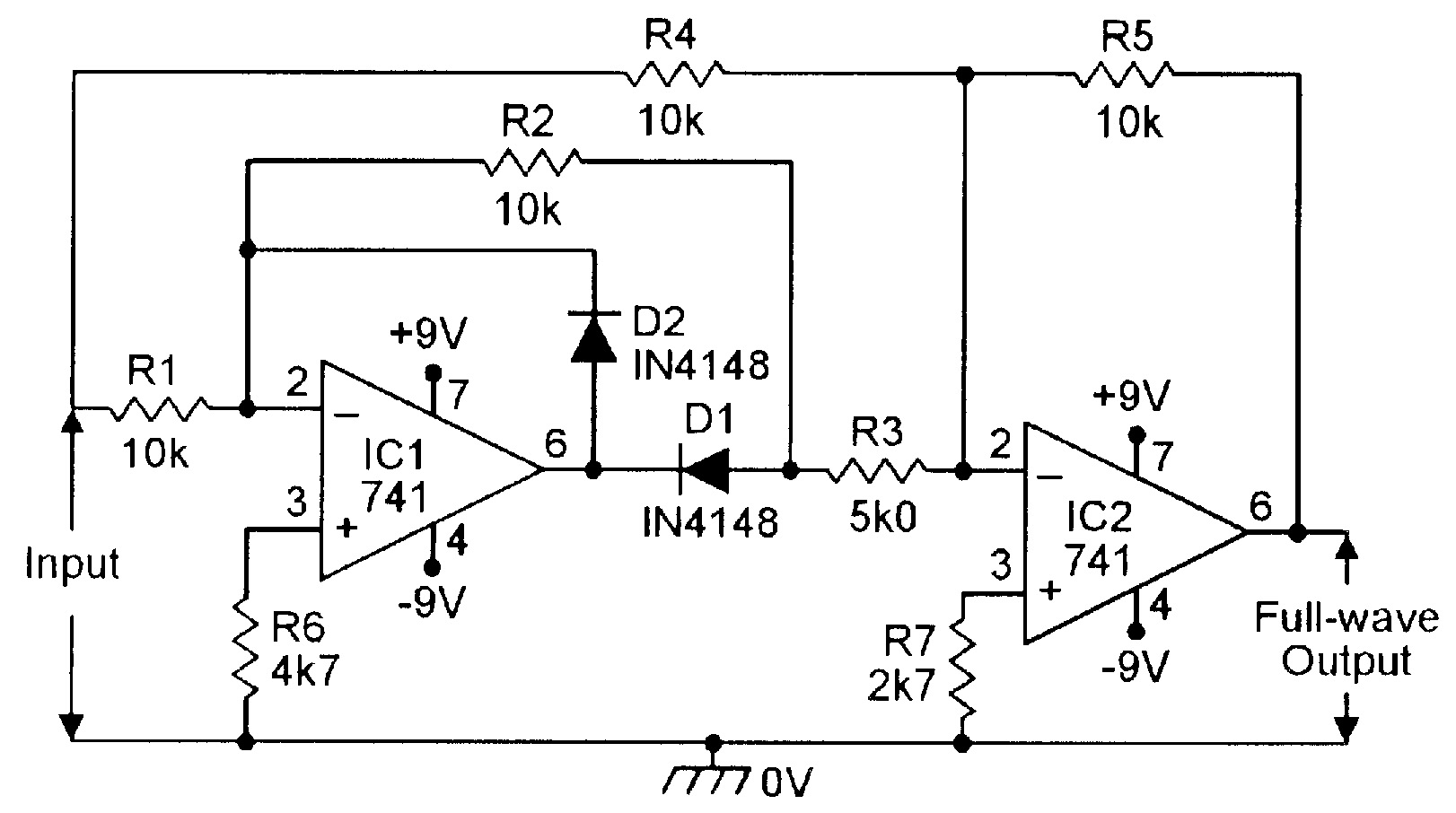 Groovy Fm 741 Op Amp Power 2N2219 Layout Suggested Printed Circuit Basic Wiring Cloud Filiciilluminateatxorg