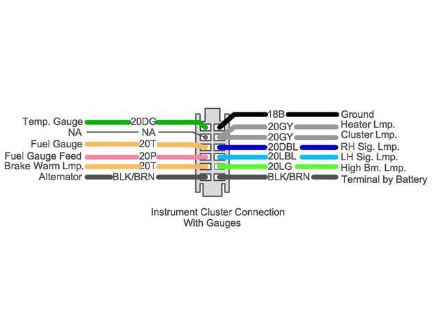 Nh 5780 69 Camaro Dash Wiring Diagram