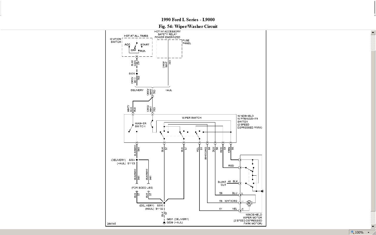 Ford Ltl 9000 Wiring Diagram - 02 Ford Escape Wiper Wiring | Bege Wiring  Diagram | Turn Signal Wiring Diagram 1985 Ford Ltl 9000 |  | Bege Wiring Diagram