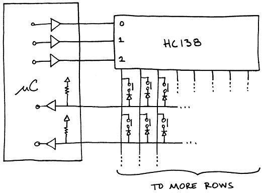SK_4531 To 8 Decoder 3To8 Decoder Free Diagram