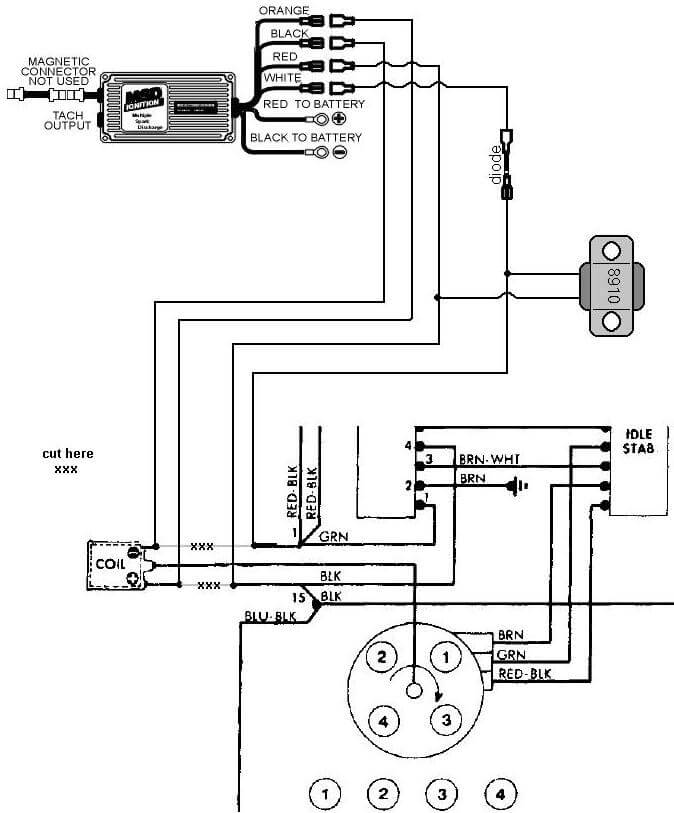 Stupendous Vw Msd Ignition Wiring Diagram Wiring Diagram Wiring Cloud Genionhyedimohammedshrineorg