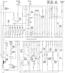 Phenomenal Dodge Intrepid Alternator Wiring Wiring Diagram Wiring Cloud Domeilariaidewilluminateatxorg