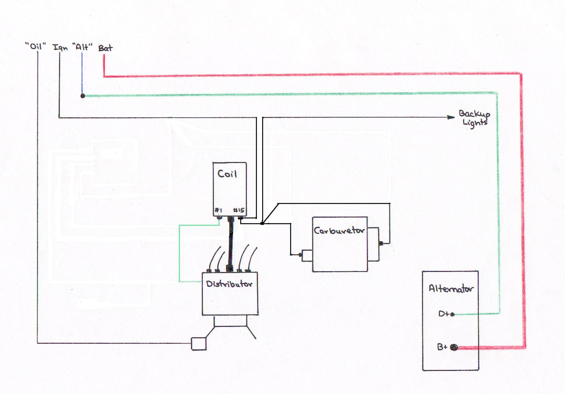 Ye 3084  Plymouth Start Wiring Diagram Free Diagram
