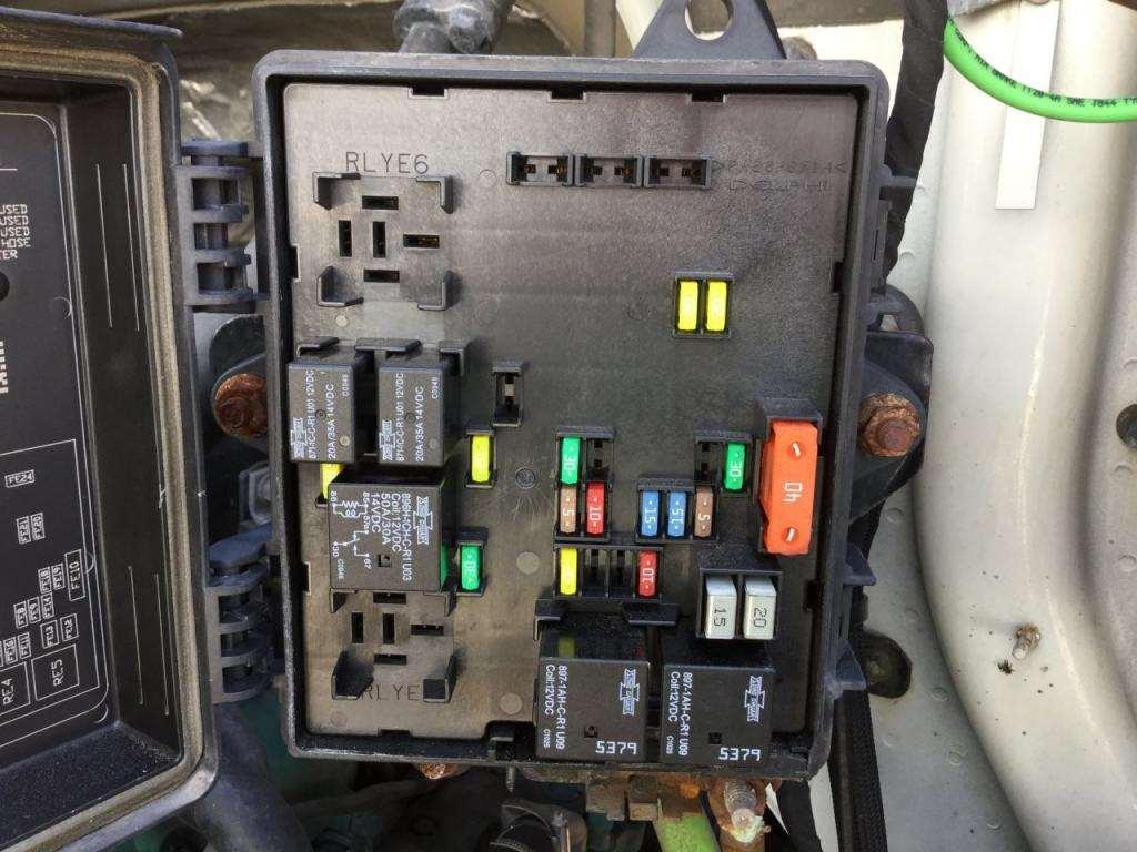 [SCHEMATICS_4PO]  HE_0649] 2014 Volvo Truck Fuse Box Schematic Wiring | Volvo Vnl Fuse Diagram |  | Abole Xeira Mohammedshrine Librar Wiring 101