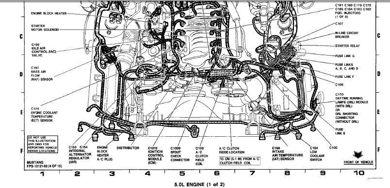 Amazing 93 Mustang Wiring Diagram Wiring Diagram Data Wiring Cloud Hemtegremohammedshrineorg