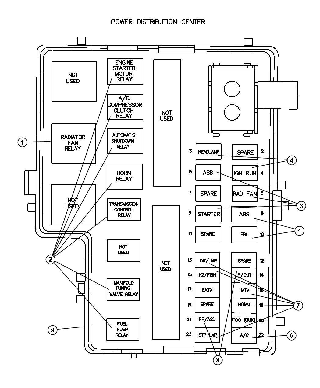 2006 Dodge Sprinter Wiring Diagram