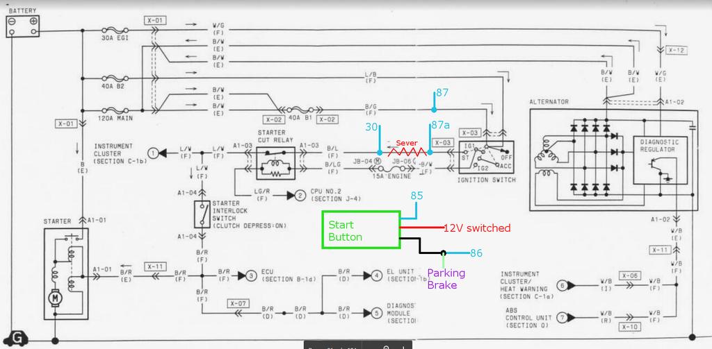 2003 honda s2000 fuse diagram 2001 honda s2000 wiring diagram wiring diagram data  2001 honda s2000 wiring diagram