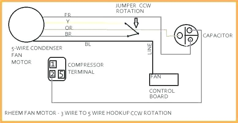 LH_5000] 5 Wire Capacitor Start Motor WiringItive Kumb Sequ Phae Mohammedshrine Librar Wiring 101