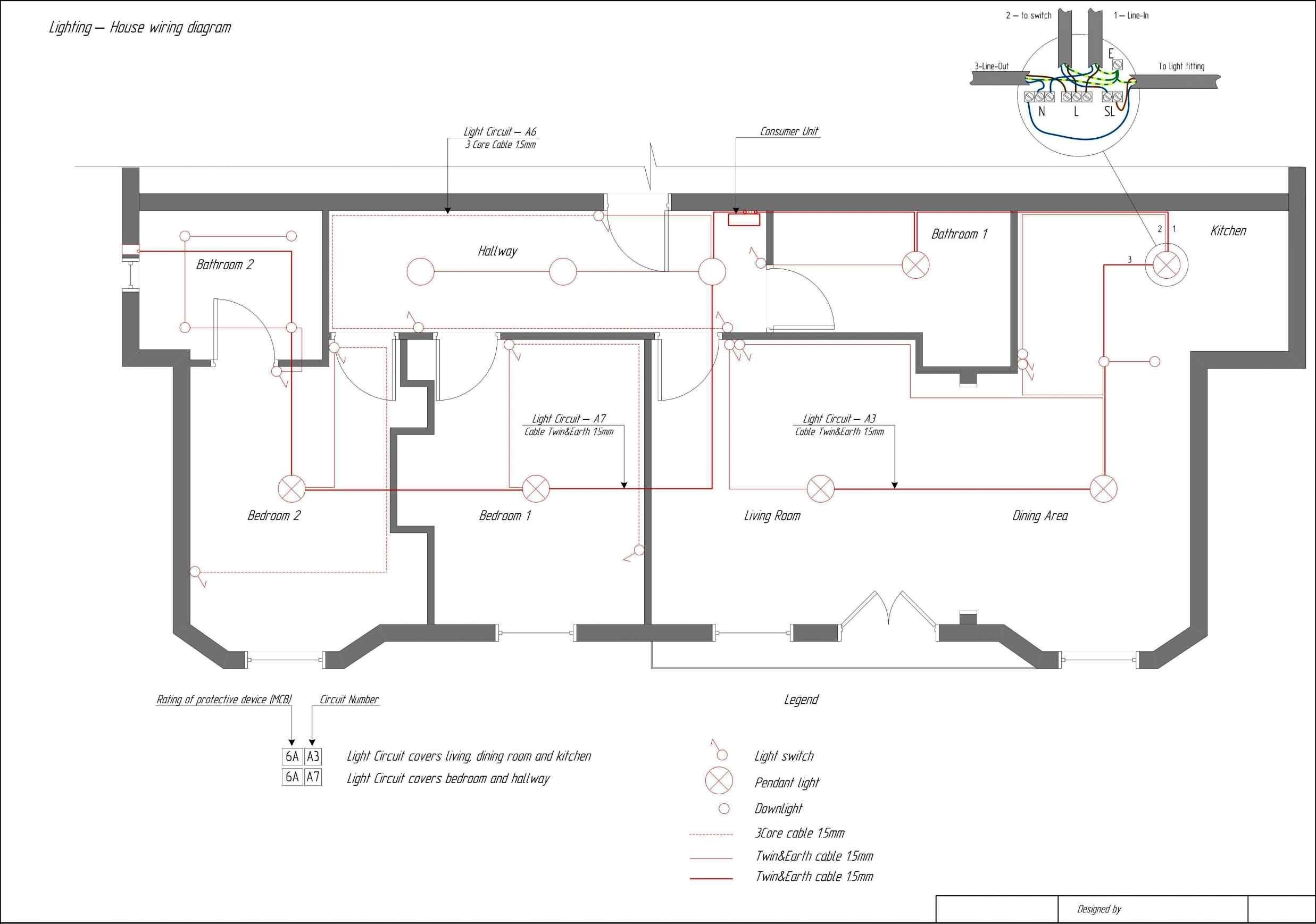 Terrific Residential Electrical Schematic Wiring Diagram Circuit Better Wiring Cloud Faunaidewilluminateatxorg
