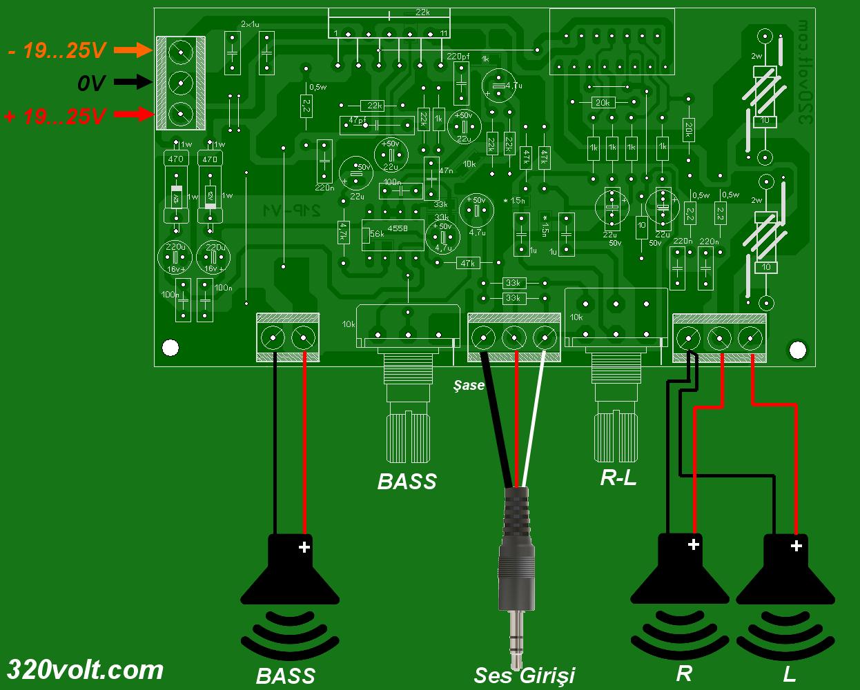 Marvelous Lm3886 Lm1876 2 1 Hi Fi Amplifier Project Electronics Projects Wiring Cloud Xempagosophoxytasticioscodnessplanboapumohammedshrineorg