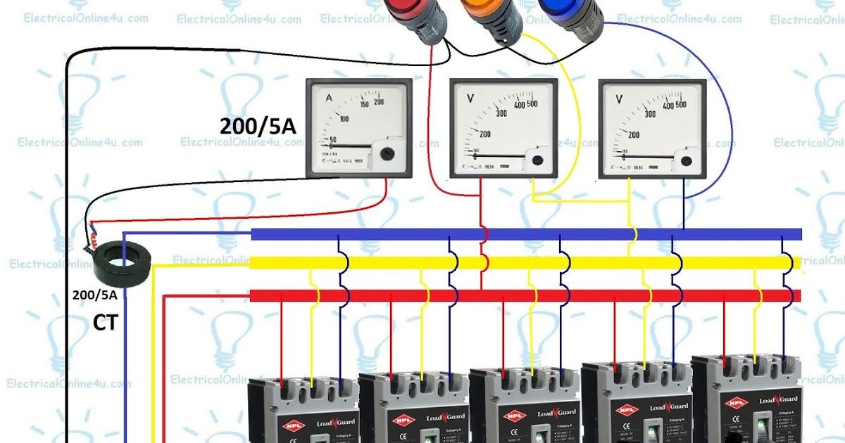 Ar 1865 Panel Board Wiring Diagrams