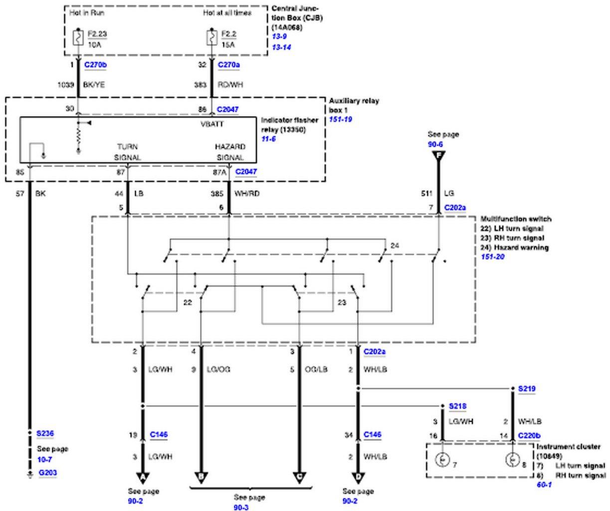 Awe Inspiring 2011 F750 Wiring Diagram Wiring Diagram M6 Wiring Cloud Gufailluminateatxorg