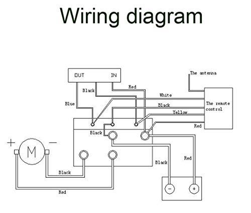 12v winch wiring diagram  2005 honda civic power window