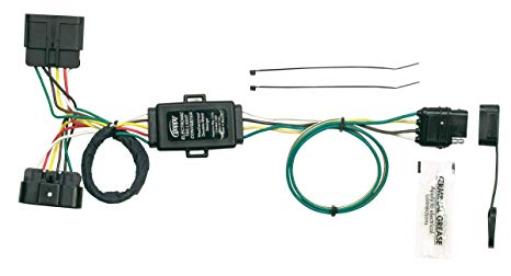 Awe Inspiring Amazon Com Hopkins 41165 Plug In Simple Vehicle Wiring Kit Automotive Wiring Cloud Rometaidewilluminateatxorg