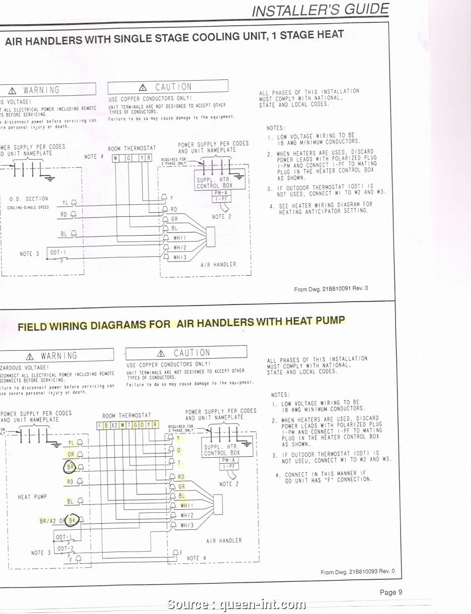 Ch 8433  Trane To Honeywell Wiring Wiring Diagram