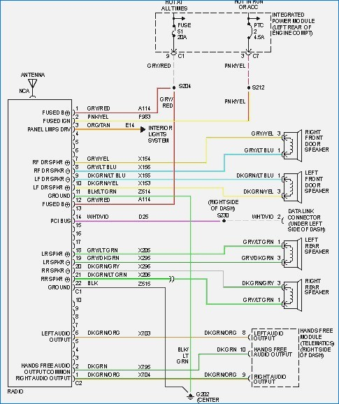 2014 Dodge Ram Radio Wiring Diagram - Wiring Diagram All dog-about -  dog-about.huevoprint.it | 2014 Ram 1500 Radio Wiring Diagram |  | Huevoprint