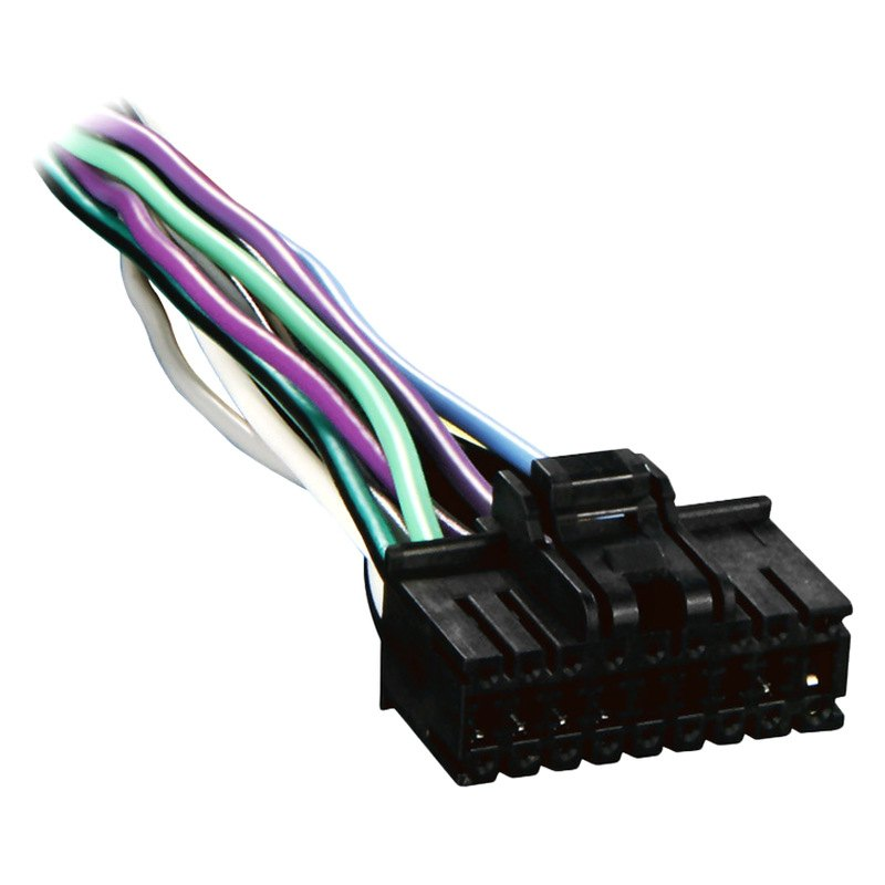 Magnificent Metra Sy18 0001 18 Pin Wiring Harness With Aftermarket Stereo Wiring Cloud Lukepaidewilluminateatxorg