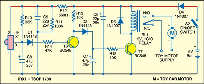 Miraculous Remote Controlled Toy Car Full Circuit Diagram Available Wiring Cloud Loplapiotaidewilluminateatxorg