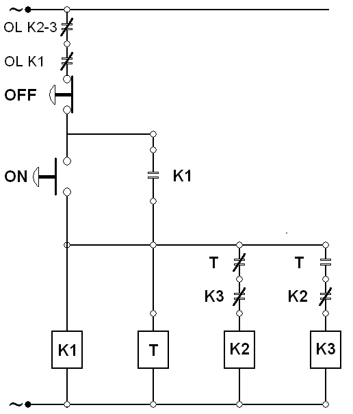 Ds 5816  Wiring Diagram Star Delta Schneider Schematic Wiring