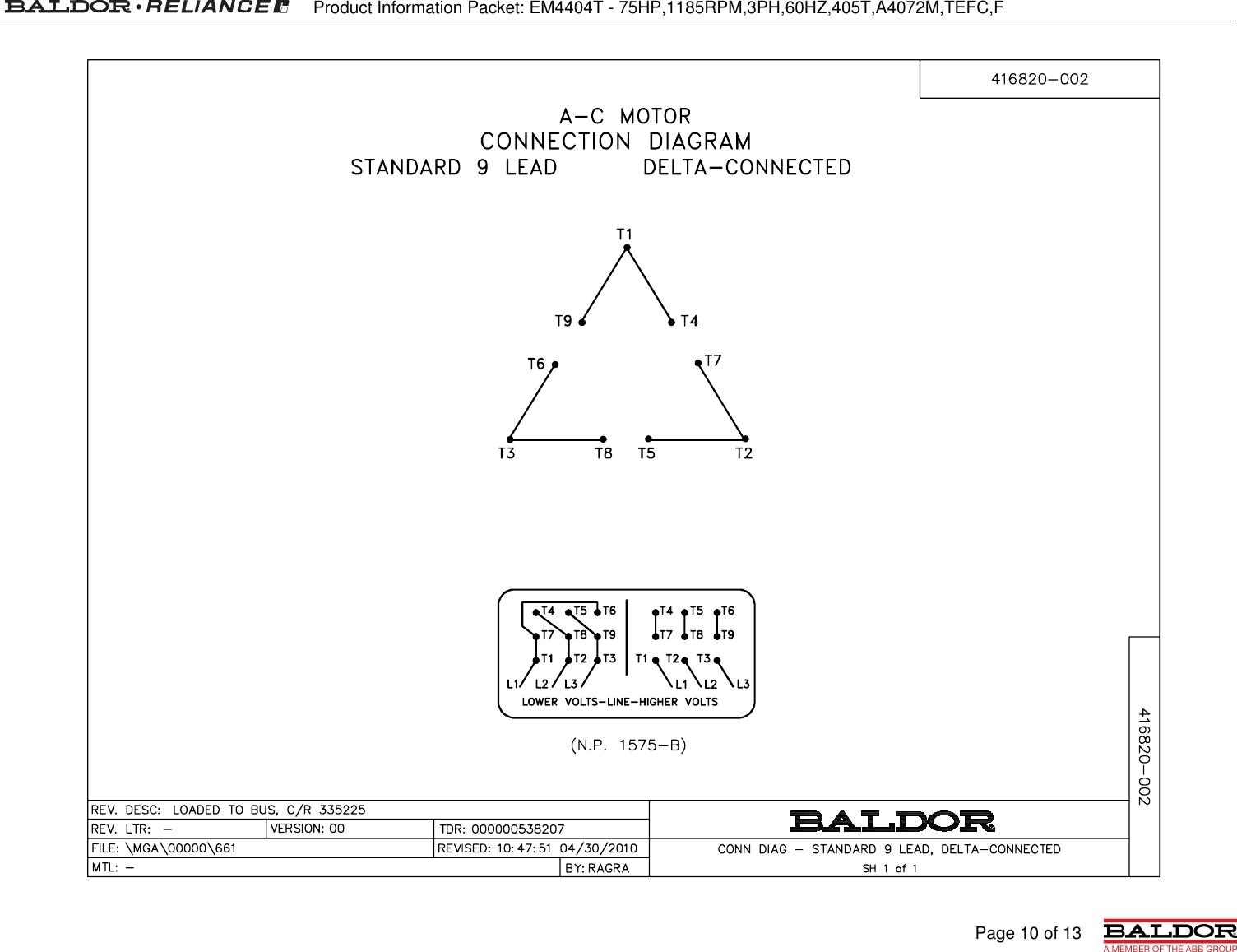 Baldor Electric Motor Wiring Diagrams Model 274 -Nu Heat Underfloor Heating Wiring  Diagram   Begeboy Wiring Diagram Source [ 1157 x 1504 Pixel ]