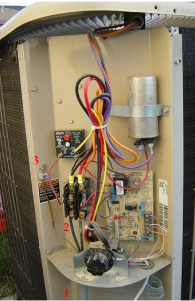 Pleasant Disconnect Wiring Diagram Central Air Conditioner Breaker Box Air Wiring Cloud Rineaidewilluminateatxorg