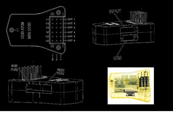 My 0238  Cc3d Atom Receiver Wiring Schematic Wiring