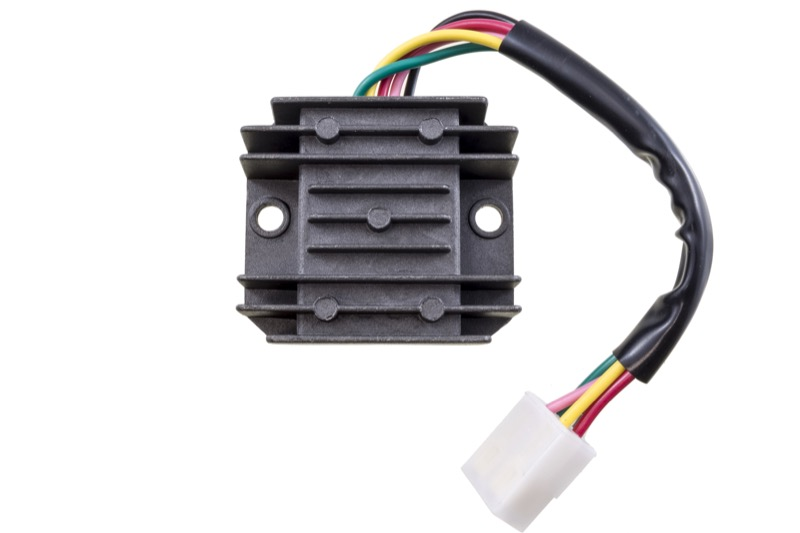 Terrific Honda Rectifier Regulator Cb350 Cb360 Cb450 Cb500T Common Wiring Cloud Faunaidewilluminateatxorg
