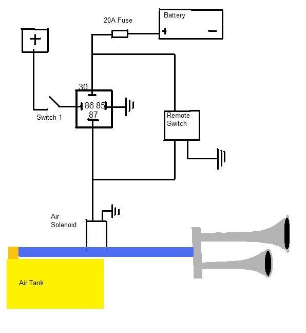 [DIAGRAM_1JK]  LW_2840] Train Horn Wiring Free Diagram | Horn Wiring Diagram Air Pressure |  | Drosi Jebrp Mohammedshrine Librar Wiring 101