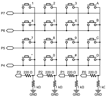 [DIAGRAM_38DE]  YS_5397] Keyboard Matrix Wiring Diagram Free Diagram | Membrane 1x4 Keypad Wiring Diagram |  | Inrebe Epete Exmet Mohammedshrine Librar Wiring 101