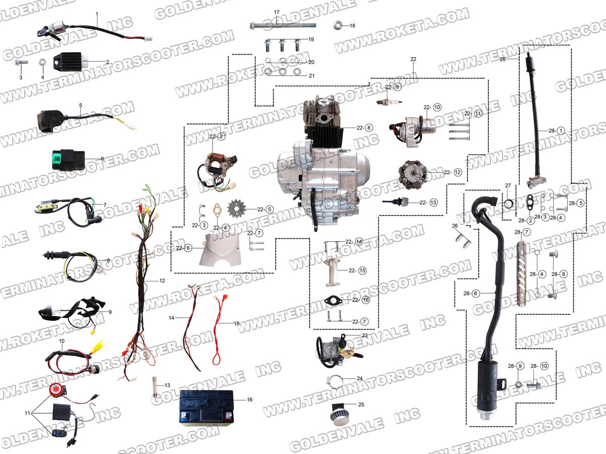 LD_2979] Chinese Four Wheeler Engine Diagram Wiring DiagramMimig Clesi Xortanet Funi Gray Onom Denli Mohammedshrine Librar Wiring 101
