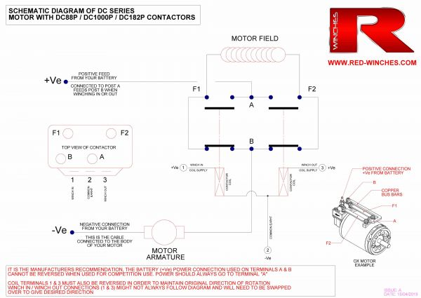 Zv 2743 Albright Winch Solenoid Wiring Diagram Schematic Wiring