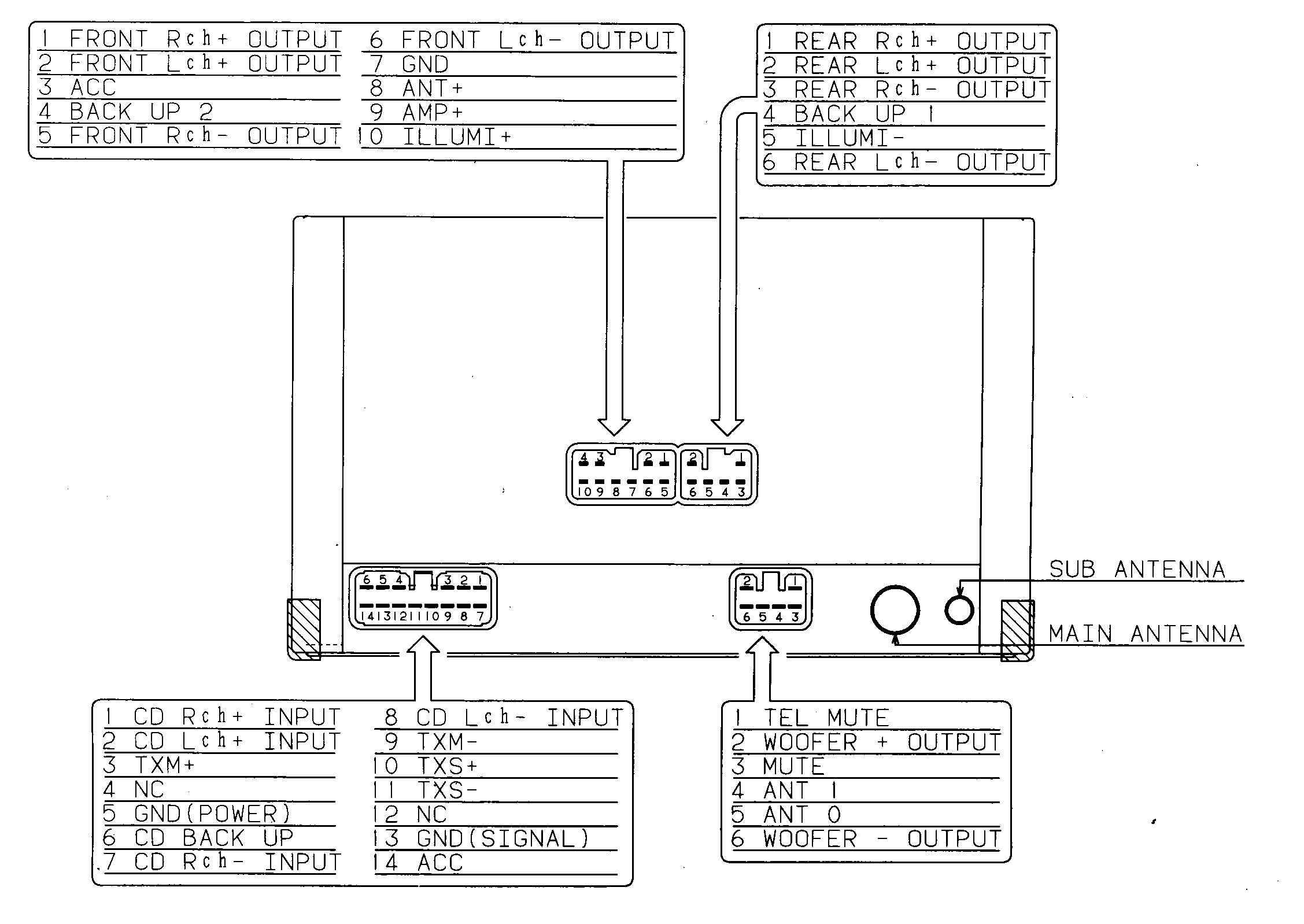 Magnificent Car Audio Wire Diagram Codes Lexus Factory Car Stereo Repair Wiring Cloud Grayisramohammedshrineorg