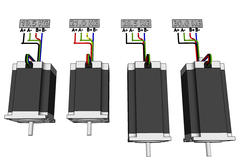 Surprising Nema 17 Wiring Diagram Cnc Basic Electronics Wiring Diagram Wiring Cloud Apomsimijknierdonabenoleattemohammedshrineorg