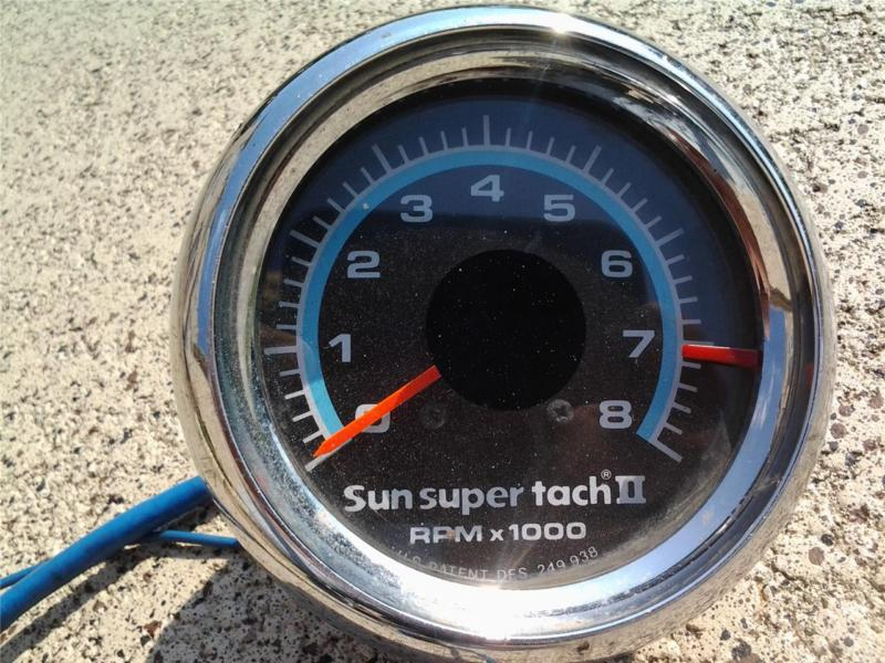 Auto Gauge 5 Inch Tach Wiring Diagram