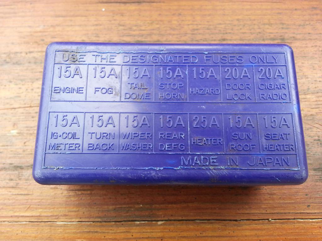 [SODI_2457]   1987 Suzuki Samurai Fuse Box - Interrupter Switch Wiring House for Wiring  Diagram Schematics   1988 Suzuki Samurai Fuse Box      Wiring Diagram Schematics