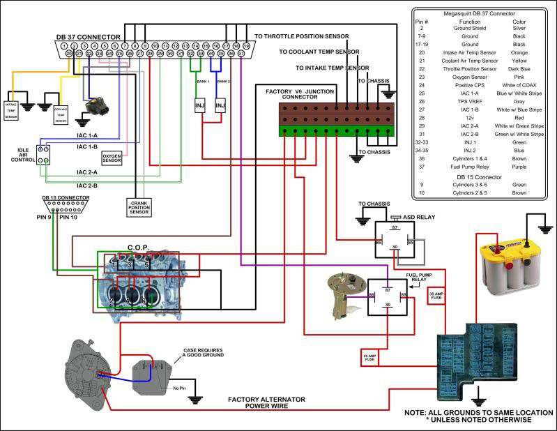 2006 Mitsubishi Galant Wiring Diagram