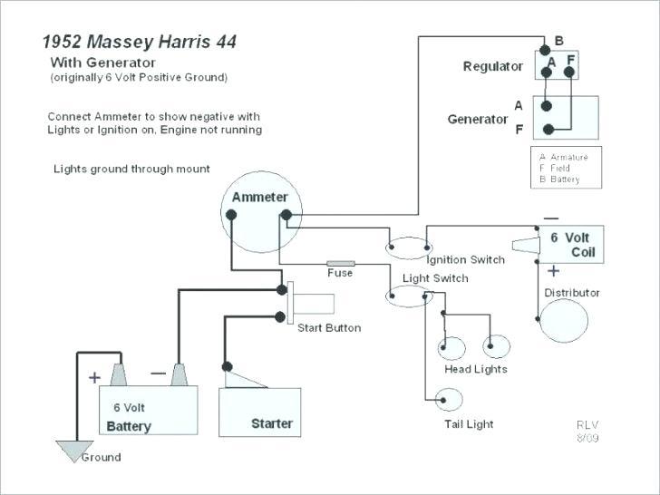 massey harris wiring diagrams wy 0751  1952 ferguson tractor wiring free diagram  1952 ferguson tractor wiring free diagram