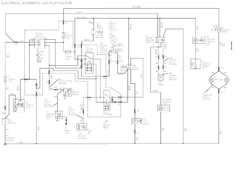 john deere electrical wiring diagrams  block diagram