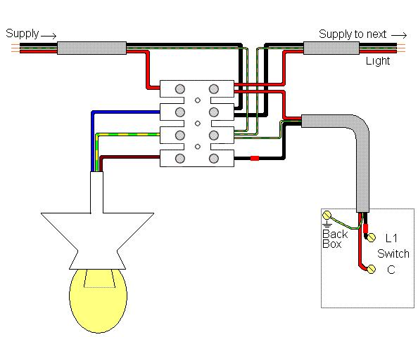 Wo 4153 Wiring Up Light Switch