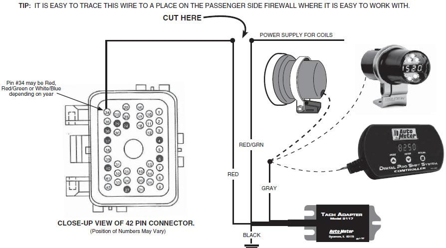 Groovy Mustang Tachometer Wiring Online Wiring Diagram Wiring Cloud Xempagosophoxytasticioscodnessplanboapumohammedshrineorg