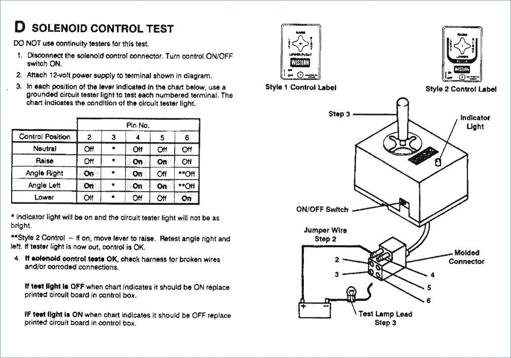 snow plow controller wiring diagram  renault electrical