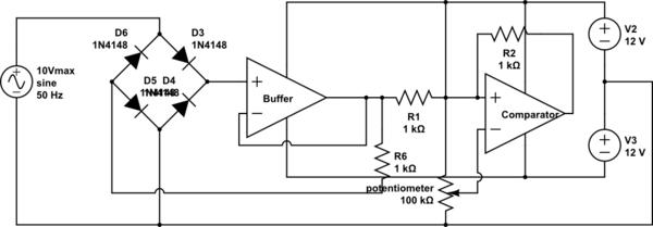 Terrific Schematic Zero Crossing Detector Wiring Diagram Schematic Basic Wiring Cloud Xortanetembamohammedshrineorg